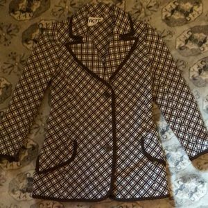 Vintage Act 111 polyester jacket